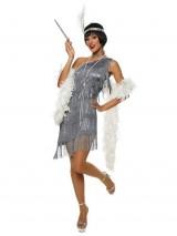 Dazzling-Flapper-Silver-Great-Gatsby-20s-Fancy-Dress-Womens-Halloween-Costume-S-0-0