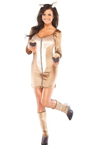 Deer Adult Costume (As Shown;Medium/Large)