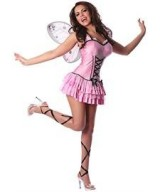 Delicious-Womens-Butterfly-Beauty-Sexy-Costume-Pink-MediumLarge-0
