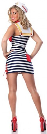 Delicious-Womens-Sassy-Sailor-Sexy-Costume-BlueRedWhite-MediumLarge-0-2