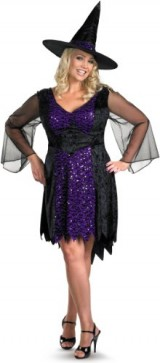 Disguise-Womens-My-Brilliantly-Bewitched-Women-Plus-Size-Costume-Black-XX-Large-0