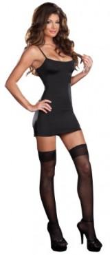 Dreamgirl-Costume-Starter-Basic-Dress-Black-Small-0-0