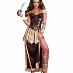 Dreamgirl-Remember-The-Trojans-Warrior-Gladiator-Costume-BrownGold-X-Large-0-0