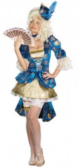 Dreamgirl-Royal-Rendezvous-Costume-Multi-Small-0