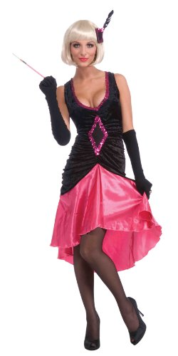 Forum-Roaring-20S-Penny-Pink-Flapper-Costume-Pink-One-Size-0-0