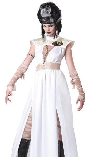 Frankie's Bride Adult Costume Size Medium