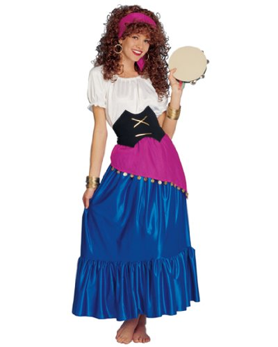 Gypsy Adult Costume