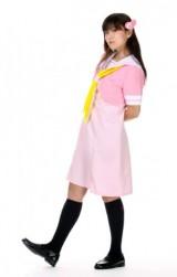 High-School-Uniform-Short-Sleeve-Pink-Small-0-2