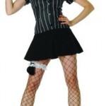 Hoodlum-Honey-w-Hat-Size-12-14-Costume-0-1