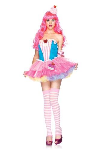 Leg-Avenue-4-Piece-Sugar-And-Spice-Cupcake-Dress-With-Arm-Puffs-And-Frosting-Headband-BluePink-SmallMedium-0-2