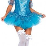 Leg-Avenue-5-Piece-Cinderella-Sequin-Corset-Tutu-Skirt-With-Arm-Puffs-Choker-Headband-Aqua-Large-0-0