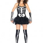 Leg-Avenue-Womens-3-Piece-Sexy-Skeleton-Tutu-Dress-with-Glow-In-Dark-Bone-Gloves-And-Thigh-Highs-BlackWhite-SmallMedium-0-0