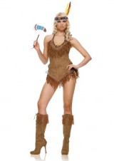 Leg-Avenue-Womens-Indian-Princess-Dress-Brown-MediumLarge-0-0
