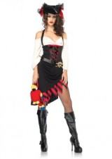 Leg-Avenue-Womens-Saucy-Wench-Costume-Multi-X-Large-0-0