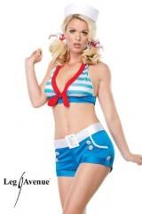 Leg-Avenue-Womens-Sexy-Sailor-Pin-Up-Costume-Blue-X-Small-0-0