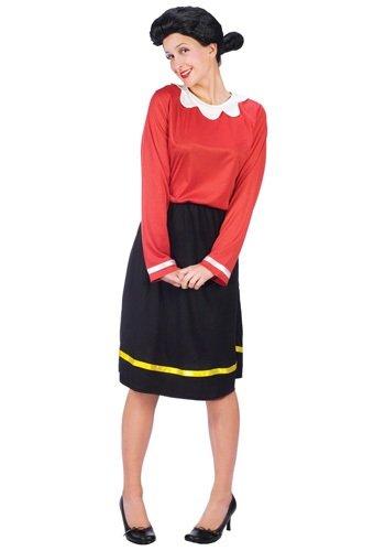 Olive-Oyl-Popeye-MediumLarge-Adult-Costume-10-14-0-0