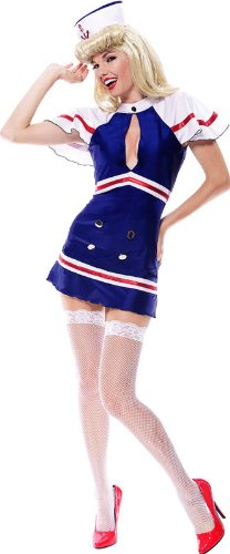 Paper-Magic-Womens-French-Kiss-Sailorette-CostumeBlueMedium-0-1