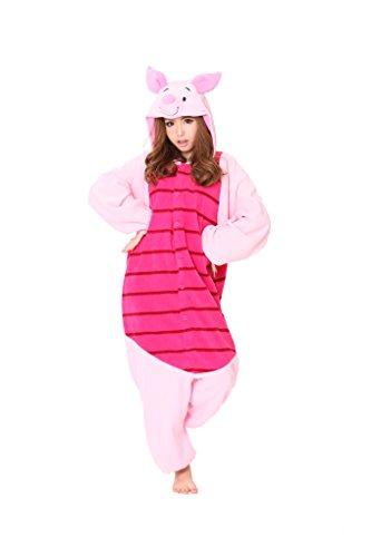 Piglet Pajama Costume (Standard)