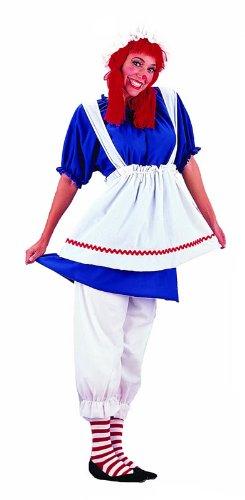Rag Doll Costume – Large – Dress Size 11-13