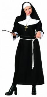 Rubies-Costume-Complete-Nun-Black-X-Large-Costume-0-0