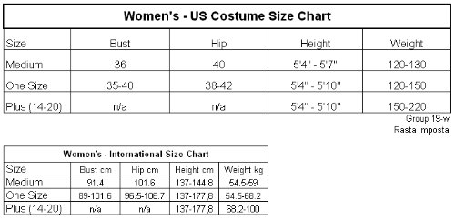 Adult Pumpkin Unisex Costume