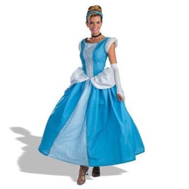 Std Size (see details) Disney Cinderella Prestige Costume – Licensed Disney Prestige Costume