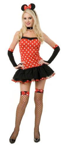 Teen Miss Mouse Hottie Costume – Teen 14-16