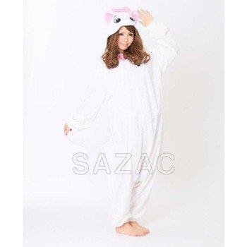 The Official Sazac Original Kigurumi Disney Marie Fancy Dress Cosplay Pajamas…