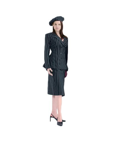 Women's Bonnie and Clyde Costume, Small