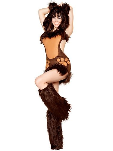 1 Piece Bodacious Bear Costume