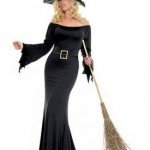 2PC-Bewitched-Slinky-Cauldron-Witch-Sexy-Holiday-Party-Costume-0