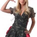 3Pc-Army-Cadet-Include-Hat-Shrug-And-Lace-Up-Side-Dress-GreenRedLarge-0-2