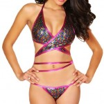 3WISHES-Fringe-Reflections-Dancewear-Sexy-Rave-Clubwear-for-Women-0-2