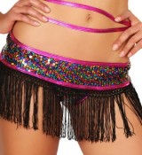 3WISHES-Fringe-Reflections-Dancewear-Sexy-Rave-Clubwear-for-Women-0-4