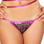 3WISHES-Fringe-Reflections-Dancewear-Sexy-Rave-Clubwear-for-Women-0-7