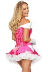 3WISHES-Princess-Beauty-Sleep-Costume-Sexy-Fairy-Tale-Halloween-Costumes-0-0