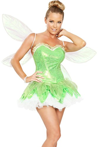 3WISHES 'Sexy Tink Costume' Fairy Tale Costumes for Women