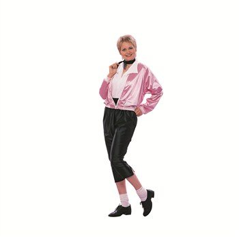 50's Lady Top and Peddle Pusher Adult Costume Size Standard