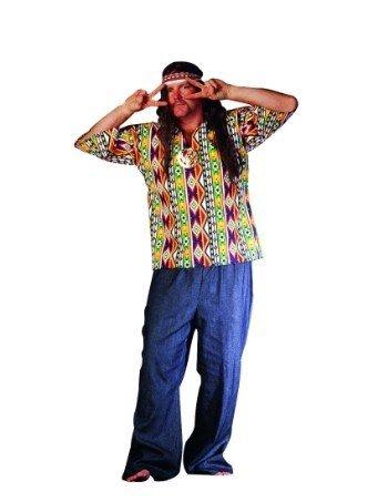 60s Hippie – Male Standard Costume
