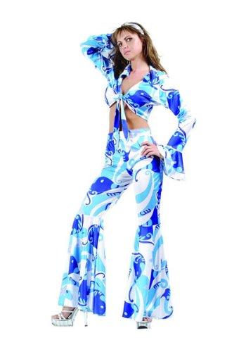 70's Disco Fever Adult Costume By RG Medium (6-8)