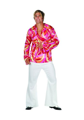 70's Slick Chick Adult Costume Size X-Large (44-48)