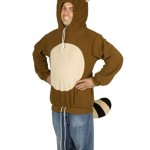 80sTees-Mens-Racanooki-Costume-Hoodie-Large-0