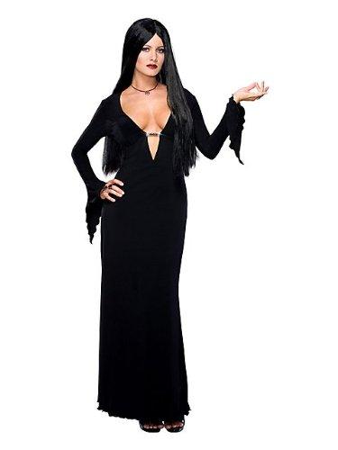 Addams Family Deluxe Morticia Costume