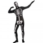 Adult-2nd-Skin-Skeleton-Body-Suit-Large-0