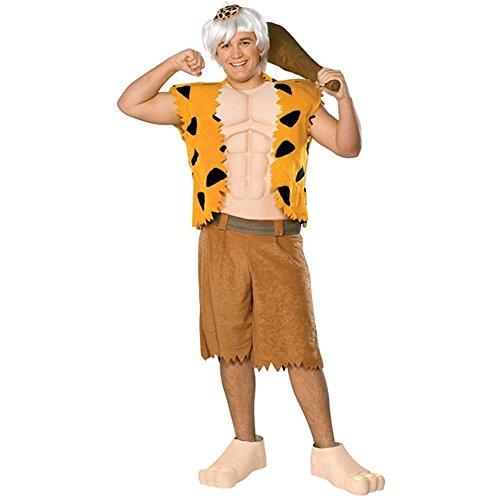 Adult Bamm-Bamm Costume – X-Large