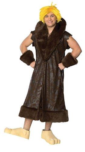 Adult Barney Rubble Costume