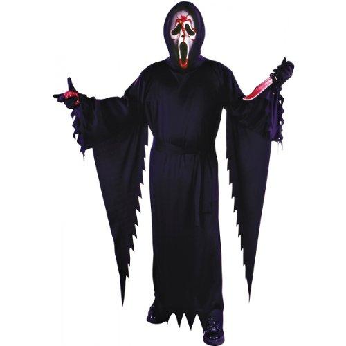 Adult Bleeding Scream Stalker Costume