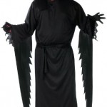 Adult-Bleeding-Zombie-Ghost-Face-Costume-Standard-Chest-Size-33-45-0