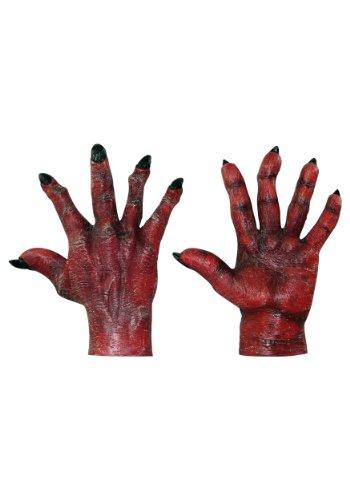 Adult Evil Red Hands (Standard)