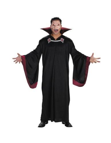 Adult Evil Vampire Costume-Standard(42-46)
